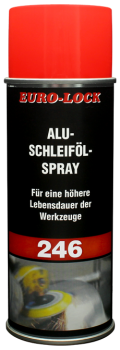 LOS 246 - Alu-Schleiföl-Spray