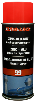 LOS 99 - Zink-Alu-Mix Ausbesserungs-Spray