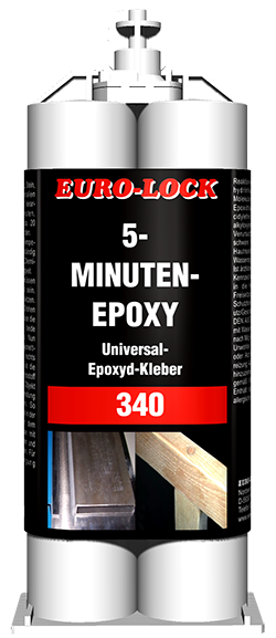 LOS 340 - 5-Minuten-Epoxy (50 ml)