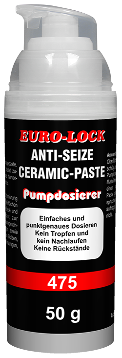LOS 475 - Anti-Seize Ceramic Paste